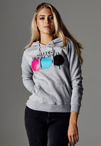 Merchcode MC110 - Ladies Swedish House Mafia Circle Hoody