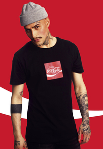 Merchcode MC144 - T-shirt Coca Cola Taste The Feeling