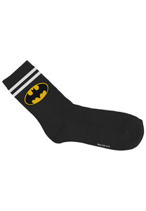 Merchcode MC200 - Pack doble de calcetines de Batman