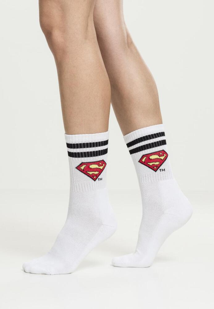 Merchcode MC201 - Superman Socks Double Pack