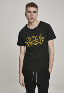 Merchcode MC345 - Star Wars Logo T-shirt