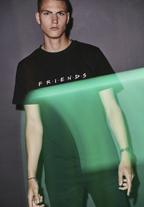 Merchcode MC350 - Friends Logo T-shirt