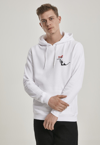 Merchcode MC371 - Brandalised - Banksy´s Graffiti Rat Hoody