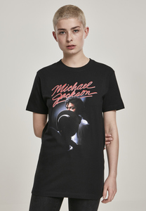 Merchcode MC406 - T-shirt pour dames Michael Jackson