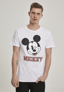 Merchcode MC419 - Mickey College T-shirt