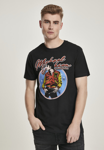 Merchcode MC449 - T-shirt Michael Jackson Circle