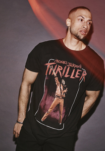 Merchcode MC452 - Michael Jackson Thriller Video Tee