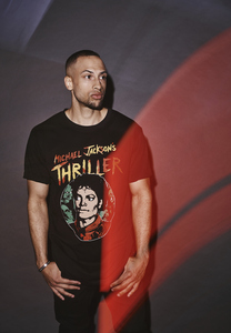 Merchcode MC453 - Michael Jackson Thriller Portrait Tee