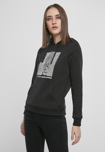 Merchcode MC521 - Sweatshirt à capuche pour dames Joy Division Up