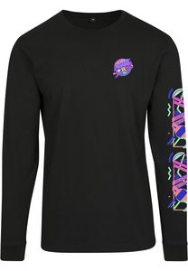 Merchcode MC552 - Ladies Back To The Future Hoverboard Longsleeve