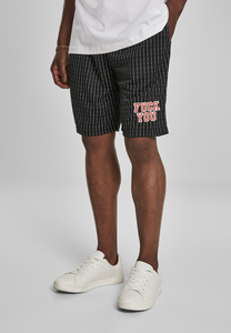 Mister Tee MT1042 - Fuckyou Mesh Shorts
