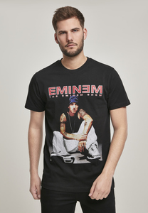 "Mister Tee MT1117 - T-shirt Eminem ""Seated Show"""