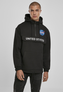 Mister Tee MT1164 - NASA Definition Pull Over Hoody