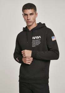 Mister Tee MT1168 - NASA-Definition Kapuzenpulli
