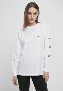 Mister Tee MT1236 - Ladies Planet Unicorn Longsleeve