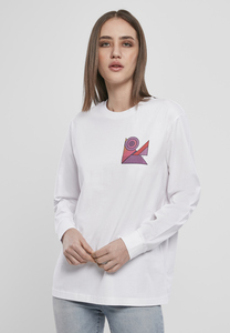 Mister Tee MT1289 - Ladies Abstract Colour Longsleeve
