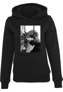 Mister Tee MT1331 - Dames 2Pac F*ck the World Hoodie