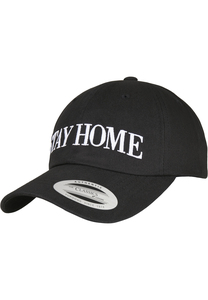 Mister Tee MT1351 - Stay Home EMB Dad Cap