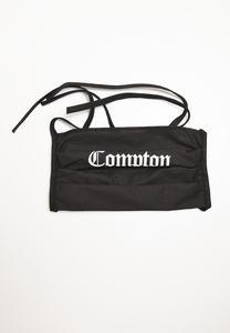 Mister Tee MT1371 - Compton Face Mask 2-Pack