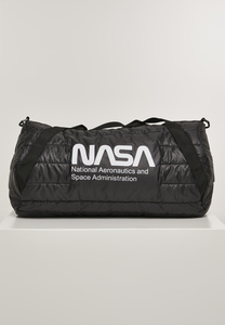 Mister Tee MT2025 - NASA Puffer Duffle Bag