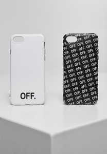 Mister Tee MT2096 - OFF I Phone 6/7/8 Phone Case Set