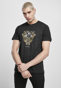 """Mister Tee MT648 - T-shirt Tupac """"Ornements"""""""