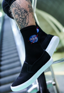 Mister Tee MT649 - NASA Socks