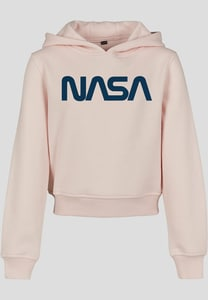 Mister Tee MTK033 - Kids NASA Cropped Hoody