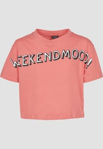 Mister Tee MTK083 - Kinderen Weekend Stemming T-shirt