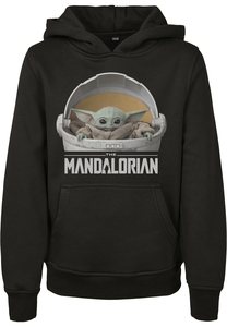 Mister Tee MTK085 - Kids The Mandalorian The Child Pod Hoody