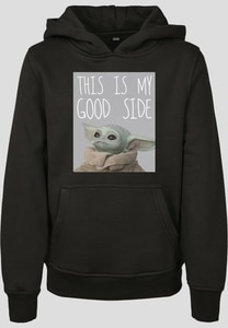 Mister Tee MTK094 - Kids The Mandalorian The Child Good Side Hoody
