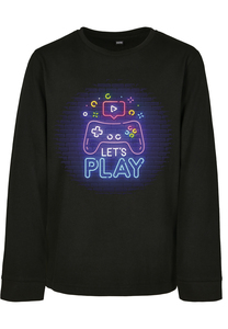 "Mister Tee MTK100 - Pullover pour enfants ""Lets Play"""