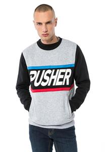 "Pusher Apparel PU005 - Pullover ""More Power"""