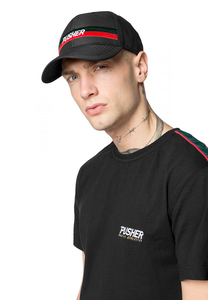 Pusher Apparel PU028 - Casquette papa Pusher Hustle