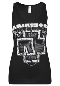 Rammstein RS007 - Ladies Rammstein In Ketten Tanktop