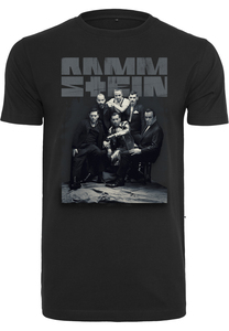 Rammstein RS016 - T-shirt Rammstein photo de groupe
