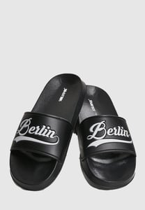 Schlappos SLP007 - Chanclas de piscina Berlin City