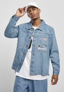 Southpole SP059 - Southpole Denim Shirt