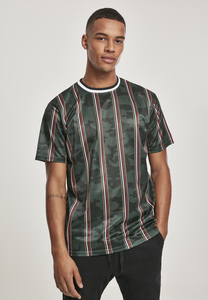 Southpole SP1067 - Thin Vertical Stripes AOP T-Shirt