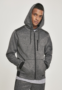 Southpole SP1542 - Marled Tech Fleece Full Zip HoodyL