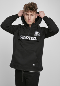 Starter Black Label ST009 - Giacca con cappuccio Starter The Classic Logo Fleece