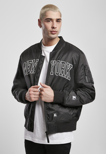 Starter Black Label ST013 - Giacca Starter New York Bomber