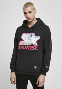 Starter Black Label ST018 - Starter Multicolored Logo Hoody
