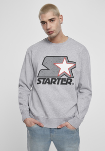 Starter Black Label ST019 - Girocollo Starter Multicolored Logo Sweat