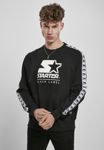Starter Black Label ST022 - Girocollo Starter Logo Taped