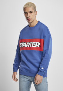 Starter Black Label ST047 - Maglione Starter Color Block Crew