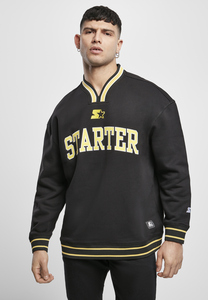 Starter Black Label ST053 - Top a maniche lunghe Starter Team Logo Retro Crew