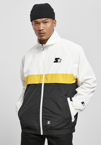 Starter Black Label ST062 - Starter Three Toned Jogging Jacket
