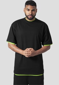 Urban Classics TB029A - Contrast Tall Tee