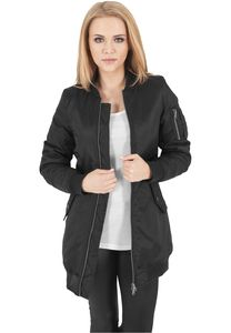 Urban Classics TB1092 - Ladies Long Bomber Jacket